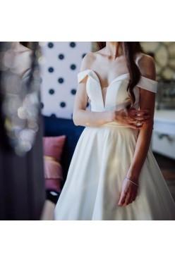Klasyczna suknia ślubna Essense of Australia D2761