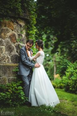 Suknia ślubna Prakseda