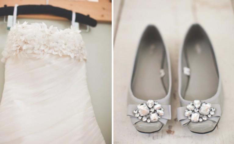 Buty Do ślubu Na Płaskim Obcasie