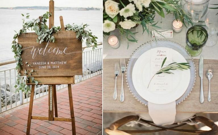 6 kroków do idealnego rustykalnego wesela