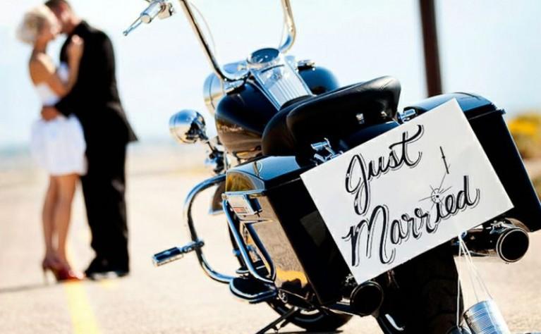 Motocykl Jako Motyw Przewodni Waszej Uroczystości