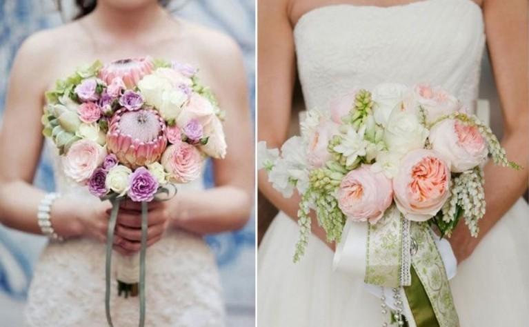 Kwiaty Na ślub Wiosna Lato Jesień Zima