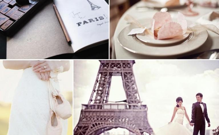 ślub W Stylu Francuskim
