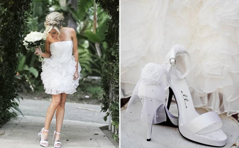 Jak przeżyć ślub i wesele w szpilkach?