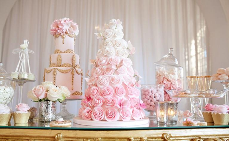 Top 5 tortów weselnych na rok 2016
