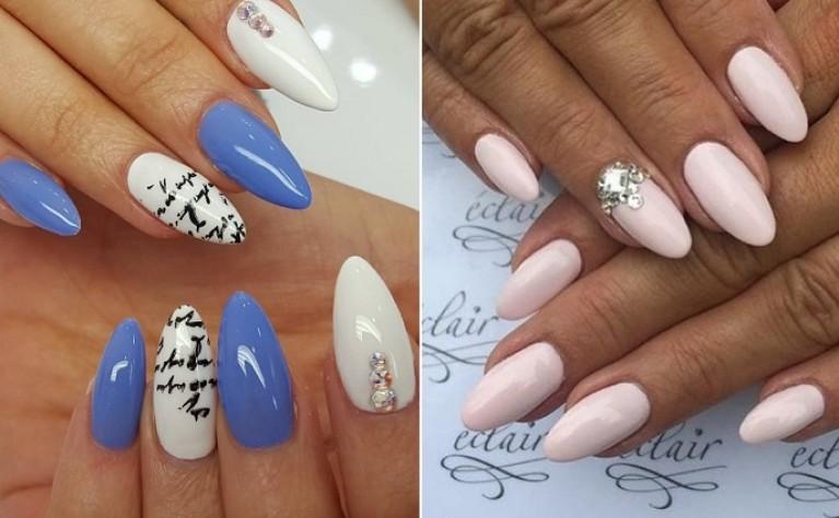 7 świeżych barw na letni ślubny manicure