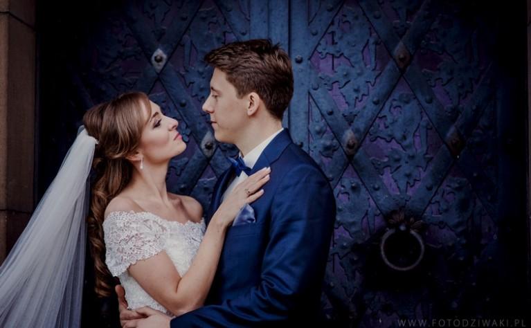Monika i Sebastian - sesja ślubna