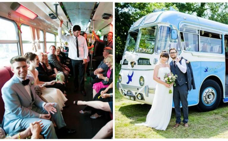 Jak rozplanować transport w dniu ślubu?