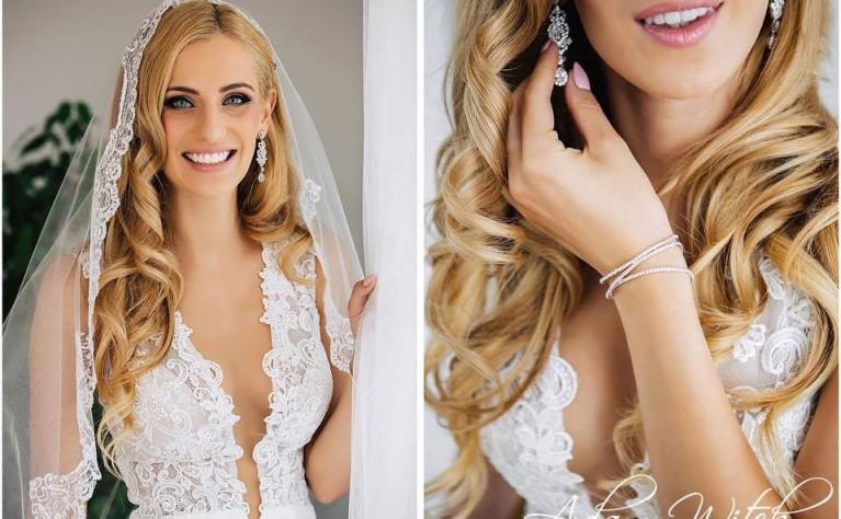 Jak Dopasować Biżuterię ślubną Do Sukni