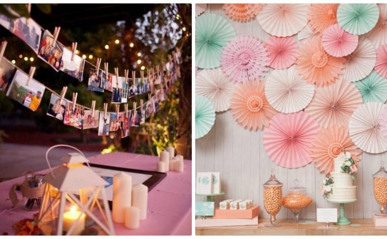 6 najciekawszych pomysłów na ślubne DIY