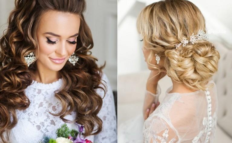 Najpiękniejsze Fryzury ślubne Glamour