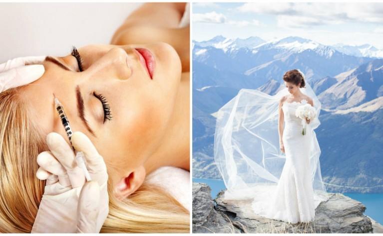 7 najdziwniejszych trendów ślubnych ze świata!