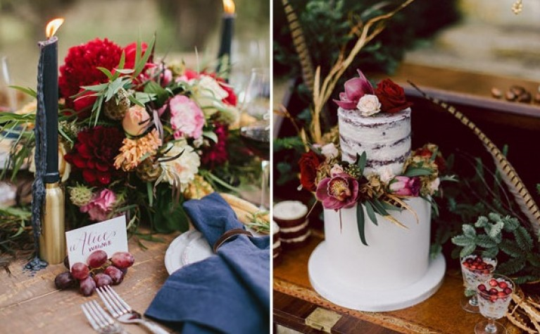 7 przykazań jesiennego ślubu i wesela