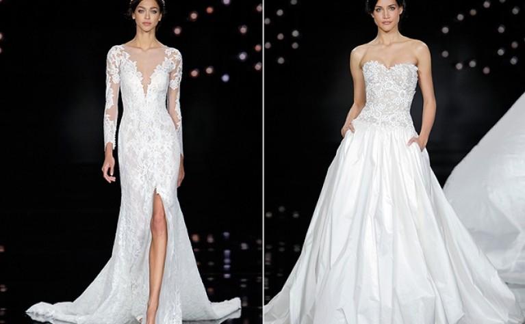 Kolekcja sukni ślubnych PRONOVIAS wiosna 2017