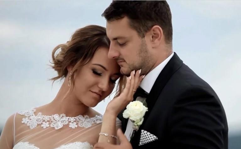 Beata & Łukasz - klip ślubny, produkcja Studio Anpro