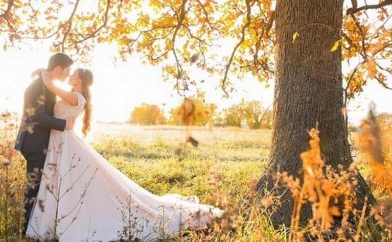 Pomysł na jesienne wesele