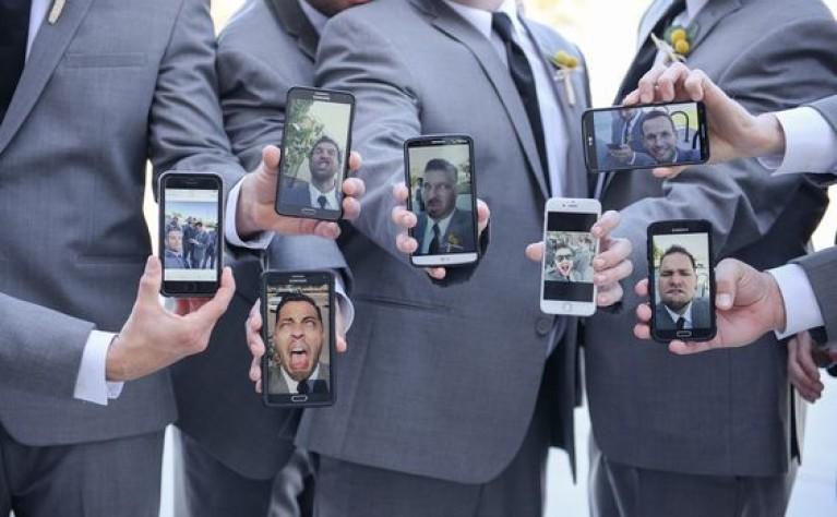 40 śmiesznych zdjęć ślubnych, które wprawią Was w dobry nastrój