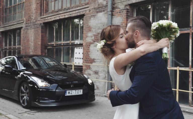 Agata & Szymon - klip ślubny, Produkcja: Lada Moment Studio