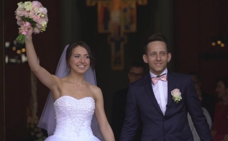 Martyna & Dominick - klip  ślubny, produkcja White Story