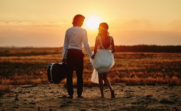 Magda & Kamil - Muzyka miłości - romantyczny ślub, fotografia: WhiteStory