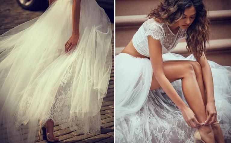 15  Naszych panien młodych i ich inspirujące koronki :) Pięknie!