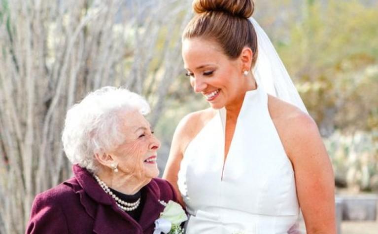 Dziadkowie – goście honorowi na Waszym ślubie