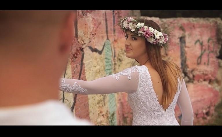 Sylwia & Mateusz - klip ślubny, produkcja: Studio Filmowe IMAGINE