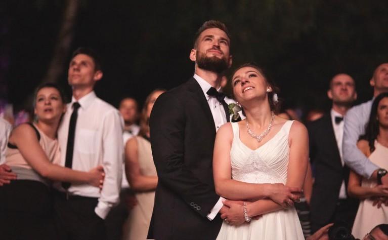 Kasia i Marcin - klip ślubny, produkcja MSFilm