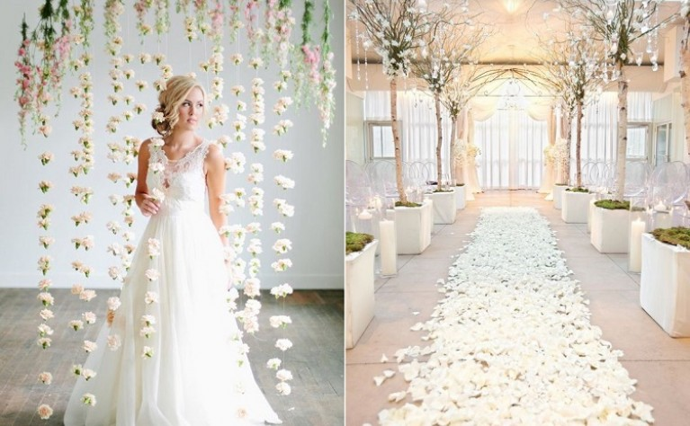 Kilka trików, dzięki którym wasz ślub nabierze ekstrawagancji