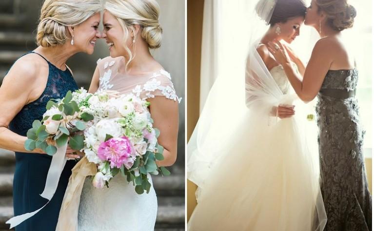 16 pomysłów na włączenie mamy  w uroczystość ślubu