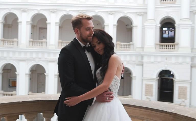 Ewa & Jakub - teledysk ślubny, produkcja MSFilm