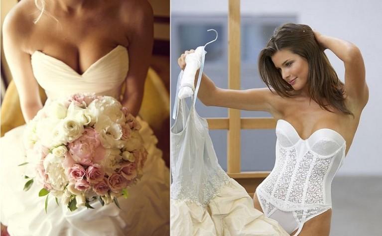 Jak dobrać i nosić bieliznę ślubną?  10 popularnych rodzajów