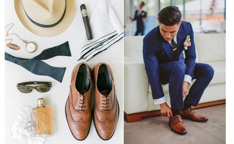 buty męskie jakie skarpety do trzewików