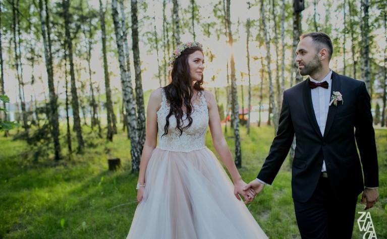 Sylwia i Mateusz - reportaż ślubny, Piotr Zawada Fotografia