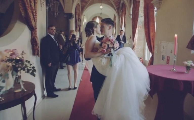 Pamela i Jan - klip ślubny, produkcja: GreenArt Studio