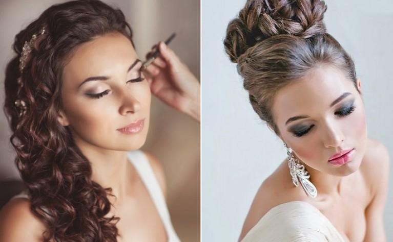 Makijaż ślubny na cztery pory roku