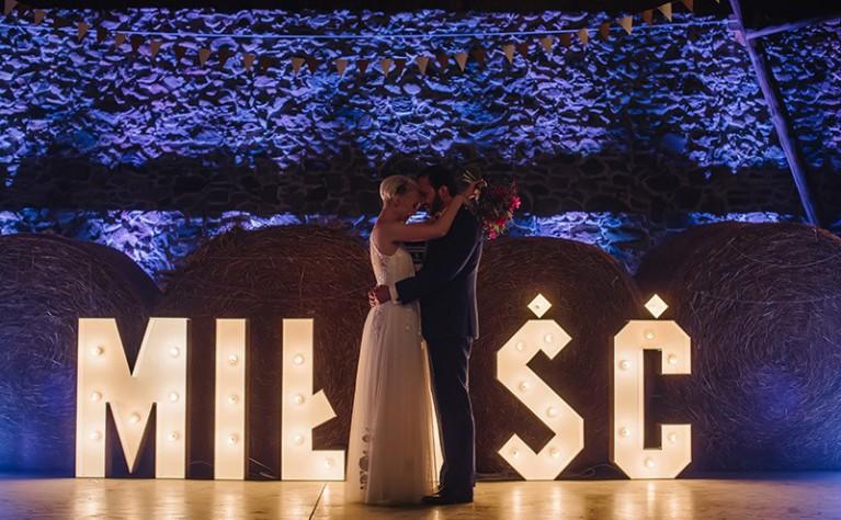 Kamila i Szymon - ślub w stodole, fotografia DreamEyeStudio