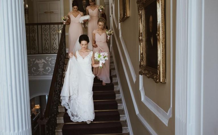 Rachel & Kenneth - sesja ślubna w Irlandii, fotografia Foto Malarz