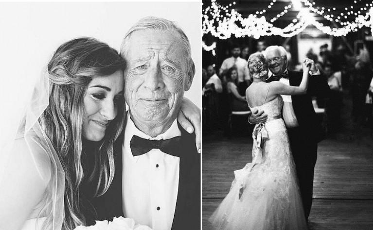 7 sposobów na uhonorowanie taty w dniu ślubu