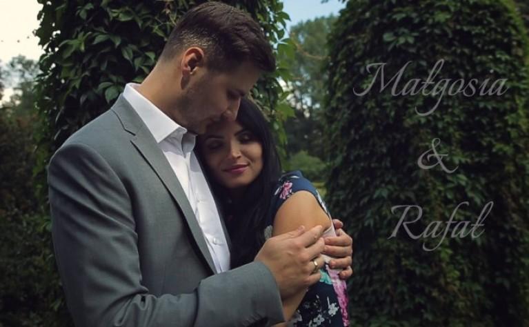 Małgosia & Rafał - klip ślubny, produkcja: Kameralowe