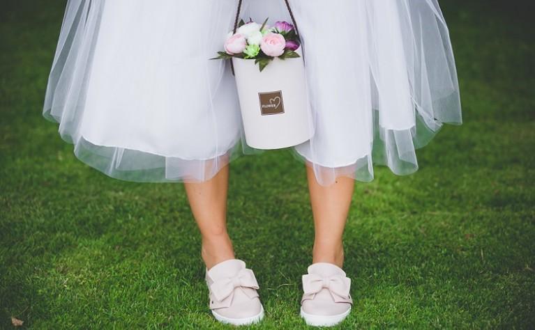 5 powodów, dla których warto zmienić buty na weselu