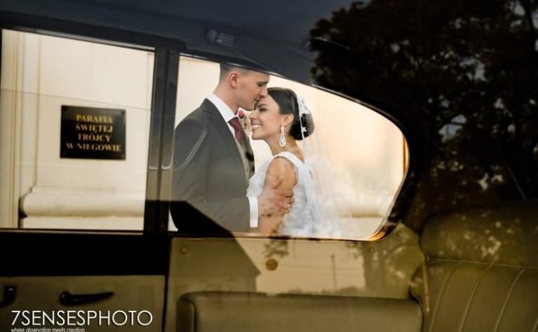 PAULINA & ADAM - reportaż ślubny, fotografia: 7SENSESPHOTO