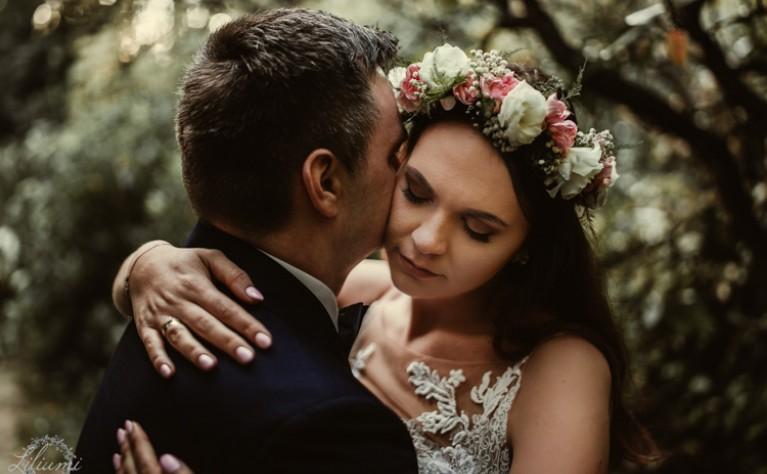 Natalia & Szymon - reportaż i sesja ślubna, fotografia: Liliumi.pl