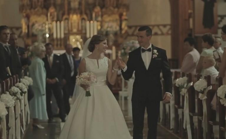 Ola i Mateusz - klip ślubny, produkcja: Studio Czary Mary
