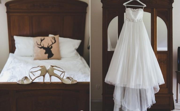 7 sposobów na piękną suknię ślubną bez ramiączek