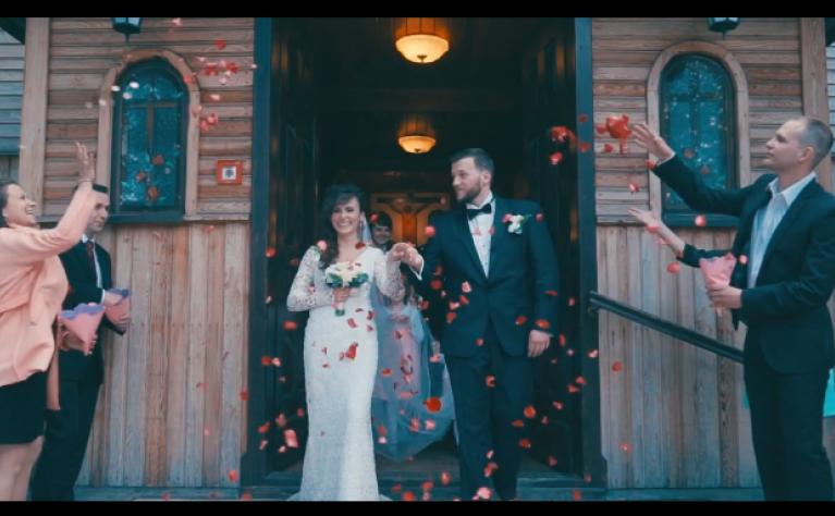 Magdalena & Łukasz - klip ślubny, Produkcja: Niewinni Czarodzieje