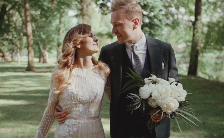 Paula & Grześ - klip ślubny, produkcja Szyberek - piękne filmy ślubne