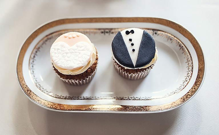4 wskazówki dotyczące słodkiego kącika na wesele