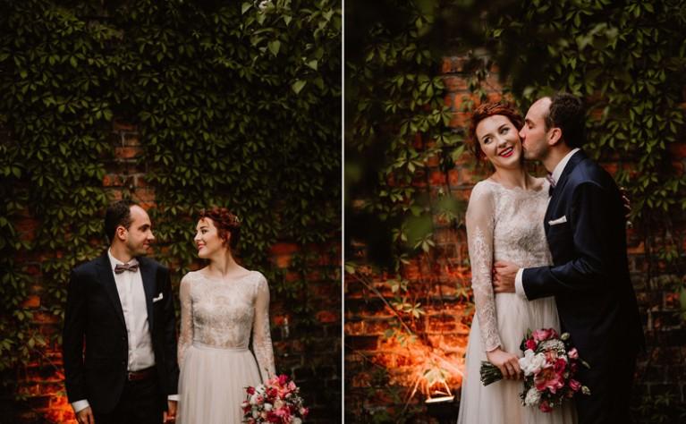 Renata i Jakub – reportaż ślubny, fotografia: Paweł Szmit