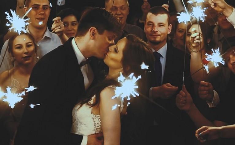Agata & Marcin - klip ślubny, produkcja: Jwedding Films